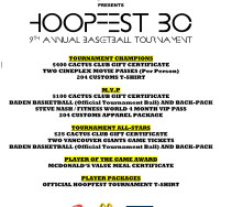 HOOPFEST AWARDS 2013